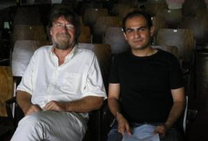 Mehdi Hosseini and  Nigel Osborne